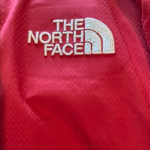Waterproof north face ski jacket